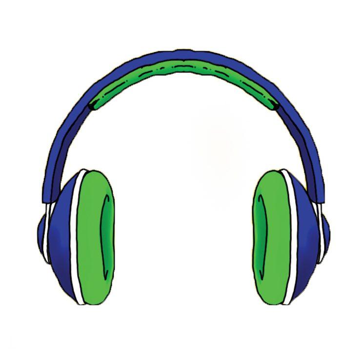 Headphone White BG
